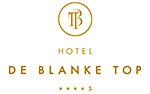logo hotel de blanke top